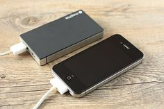 Really more of a need .... Really. not martha — thing I like: iPhone external battery
