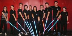 New competitive lightsaber academy set to open this week in San Francisco | Blastr