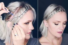 Needle point hairstyle. You heard me right. Needle point. I've been dying to share this needle point hair tutorial with you and introduce you to one of my new favorite hair products and a GIVEAWAY! (Go find the giveaway details on my Instagram @whippycake) We are stepping up our hair game with this one. I'm …