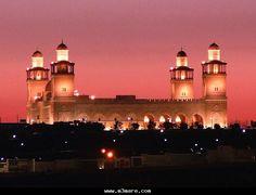 King Hussein Mosque  Amman- Jordan