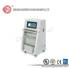 Vertical powder vacuum packing machine dzx-400