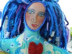 @Robyn Coburn Art Dolls and other magix