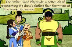Ember Island, best episodes!!