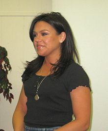 RACHAEL RAY ATTENDS A HIGH SCHOOL EVENT IN 2007 IN ARKANSAS