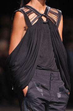 Givenchy at Paris Fashion Week Spring 2014 - StyleBistro
