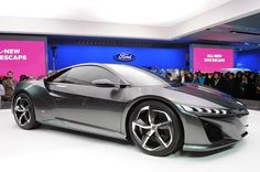 Acura NSX Aura NSX Concept Detroit – Top Car Magazine