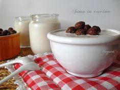 Finalmente dopo tanti tentativi sono riuscita a fare l'yogurt bimby, cremoso, denso e naturale senza yogurtiera