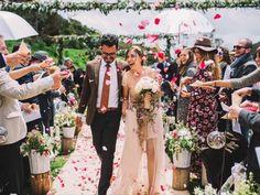 Las 7 bases que les ayudarán a personalizar su matrimonio civil