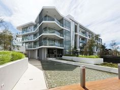New Riverside Apartments, North Fremantle - Perth, Western Australia