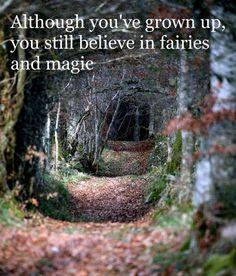 you still believe