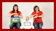 Singing Hands: Three Little Monkeys - with Makaton, via YouTube.