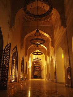 Grand Mosque - Doha, Qatar