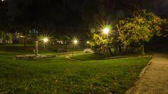 Lianozovo park by Alexander Polomodov on 500px