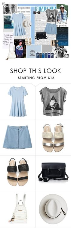 """Everything is gray until you draw me, touching on my body like you know me"" by katiekachina ❤ liked on Polyvore featuring KEEP ME, INDIE HAIR, Monki, Chicnova Fashion, The Cambridge Satchel Company, River Island, POLICE, Speedo and Calypso Private Label"