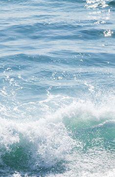 A lot of beach, ocean, sea .