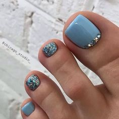 "Determine additional info on ""trending nail designs simple"". Check out our site. Pedicure Designs, Pedicure Nail Art, Toe Nail Designs, Acrylic Nail Designs, Gel Toe Nails, Feet Nails, My Nails, Pretty Toe Nails, Cute Toe Nails"
