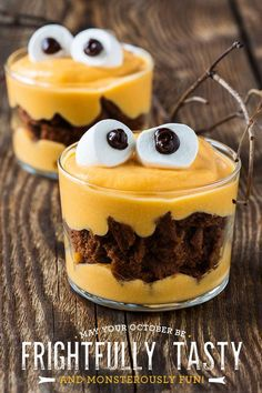 Monster Pudding Parf