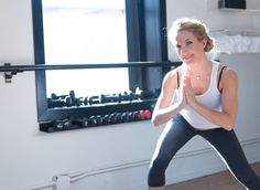 Anna Kaiser! Weekend Workout 6: Episode 6, Inner Thigh Workout