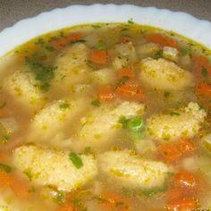 Téli gezemice leves Receptek a Mindmegette. Croatian Recipes, Hungarian Recipes, Hungarian Food, Soup Recipes, Vegetarian Recipes, Cooking Recipes, Food 52, Diy Food, Soups And Stews