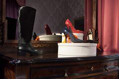 FW 2013/2014 Collection presentation | MWF 2013 #fashion #woman #shoes