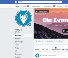 Unsere Facebook Page! Videos, Poster, Facebook, Pictures, Landing Pages, Photo Illustration, Posters, Movie Posters