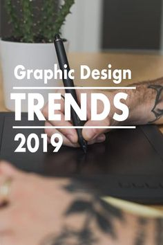 Design trends Design trends 2019 Staying on trend is pretty important in the graphic design world, with so many cool trends evolving we wanted to give you our Graphic Design Trends Predictions for - Graphisches Design, Graphic Design Trends, Graphic Design Tutorials, Graphic Design Inspiration, Graphic Designers, Graphic Design Branding, Graphic Design Websites, Graphic Design Quotes, Creative Typography Design