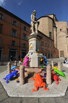 cracking art Love Galvani (Bologna)