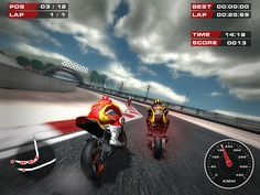Superbike Racers - Screenshots