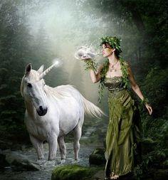 Unicorn...there I am.