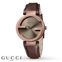 Gucci Womens Watch Interlocking YA133309 $950.00  love it !!!
