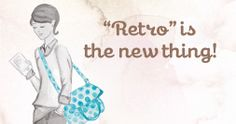 Connect with Thirty-One | Thirty-One Gifts | Thirty-One Catalog Purses Totes Bags  RETRO COLLECTION