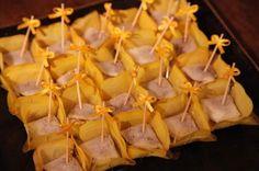 Mini tapiocas