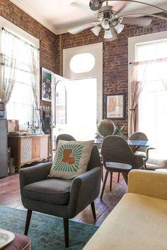Kerry's Fun French Quarter Apartment — House Tour | Apartment Therapy