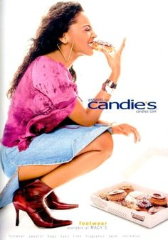 643ecdd934c 2002-2003  Ashanti for Candie s! Advertising