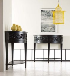 H Contract | Damasque Console| http://www.officenewswire.com/13915