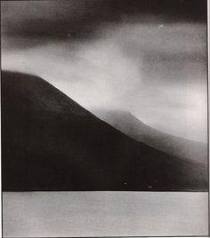 Bill Brandt, Lord MacDonald's Forest, Skye, 1947