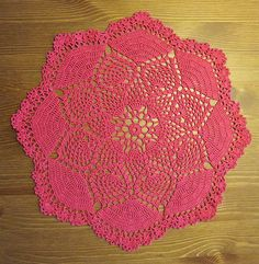 Dove Doily, crochet free pattern on raverly. I am thinking this would be wonderful matted and framed on my wall.