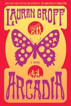 AR* Arcadia by Lauren Groff - In the fields of western New York State in the 1970s, a few dozen idealists set out to live off the land, founding what would become a commune centered on the grounds of a decaying mansion called Arcadia House. This month's book club pick. I liked it so much more than I expected to!
