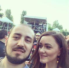 #sundaymood #rock #live #heyday #justus Un selfie și puțin #trooper