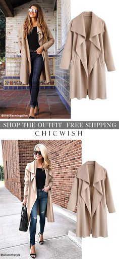 Free Shipping & Easy Return. Up to 30% Off. Free Myself Open Front Wool-Blend Coat @thecharmingolive @alismithstyle. #coats #cardigan #woolcoat#cozyoutfit #outfit #womenfashion #clothing #warm #soft #opencoat #winterdoutift  #falloutfit #datingoutfit #partyoutfit #casualoutfit #womenclothing #coat #cardigan #clothing #womencoat