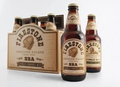 Firestone Beer (Student Project) on Packaging of the World - Creative Package Design Gallery