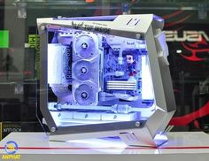 I put this picture on my board because I have a passion and love for building computers. I built my first one last year and I love studying how parts work and what they do.