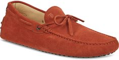 Tods Gommino Heaven Driving Shoes in Suede - for Men