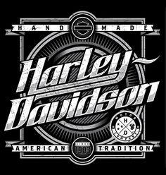 Harley-Davidson Illustrations | Abduzeedo Design Inspiration