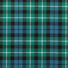 Graham of Montrose Ancient Lightweight Tartan by the meter – Tartan Shop
