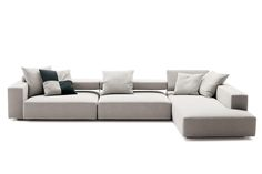 Andy Sofa by Paolo Piva for B&B Italia | Space Furniture
