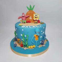 Birthday Party Themes, Birthday Cake, Soul Cake, Cake Photos, Sponge Bob, Daily Inspiration, Ava, Cake Decorating, Party Ideas
