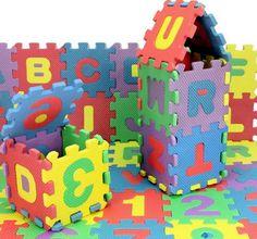 Pěnové puzzle Abeceda a čísla(36ks) 106 Kč nebo 4.45 Eur+POŠTOVNÉ ZDARMA http://levne-hracky-eshop.cz/katalog/penove-puzzle-abeceda-a-cisla-36ks-postovne-zdarma-36.html?utm_content=bufferdcaf9&utm_medium=social&utm_source=pinterest.com&utm_campaign=buffer #deti #puzzle #hracky #abeceda #rodicovstvi
