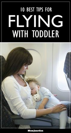 Air Travel With Toddler :Your kid can throw tantrums when he is bored or may wan. - Air Travel With Toddler :Your kid can throw tantrums when he is bored or may want to jump from one - Travel Tips With Toddlers, Toddler Travel, Travel With Kids, Family Travel, Travelling With Toddlers, Baby On Plane, Baby Plane Travel, Flying With A Toddler, Thing 1