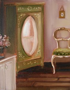 The Armoire | Janet Hill
